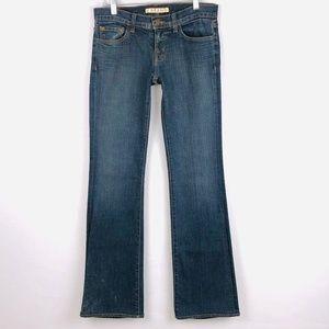J Brand 26 Dark Vintage 3918C012 Bootcut Jeans